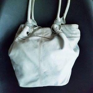 Tignanello Large Leather Bag
